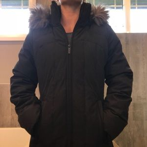 Calvin Klein puffer coat size small